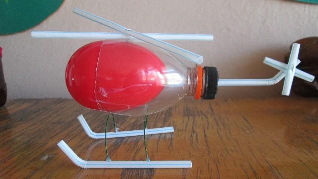 Как сделать самолет из бутылки чтобы летать 877
